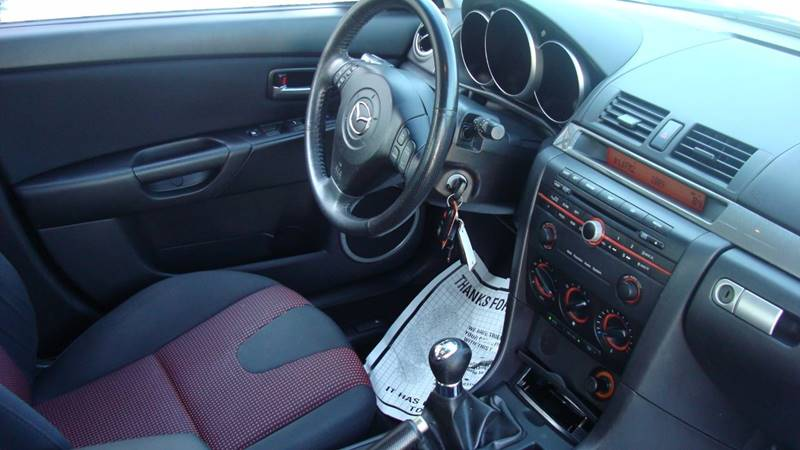2006 Mazda MAZDA3 s 4dr Wagon - Mechanicsville VA