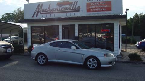 2006 Hyundai Tiburon for sale in Mechanicsville, VA