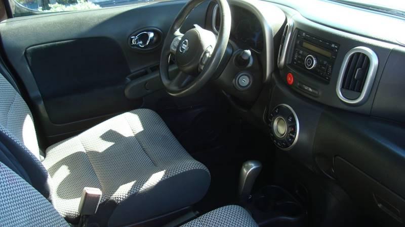 2009 Nissan Cube Krom 4dr Wagon In Mechanicsville Va
