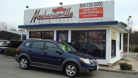 2006 Pontiac Vibe for sale in Mechanicsville, VA