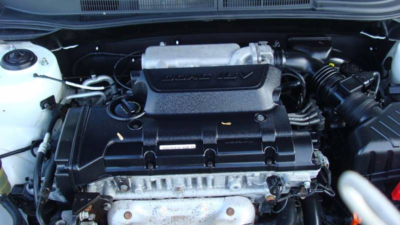 2008 Kia Spectra EX 4dr Sedan (2L I4 4A) - Mechanicsville VA