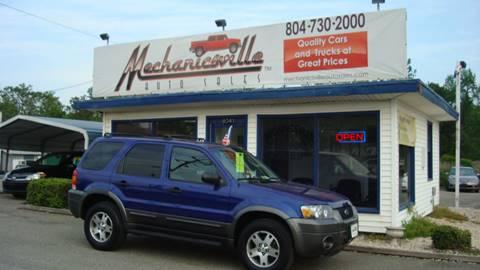 2005 Ford Escape for sale in Mechanicsville, VA