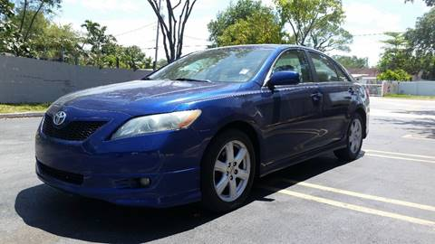 2008 Toyota Camry for sale in Miami, FL