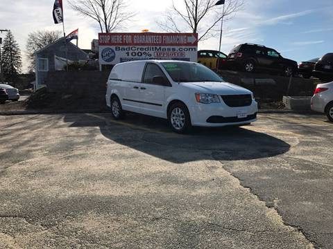 2014 RAM Ram Van for sale in Lowell, MA