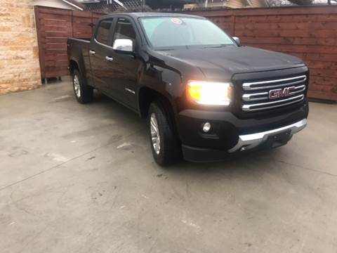 2015 GMC Canyon for sale at Speedway Motors TX in Fort Worth TX