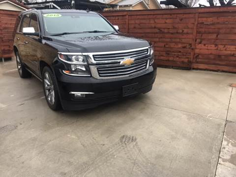 2015 Chevrolet Tahoe for sale at Speedway Motors TX in Fort Worth TX