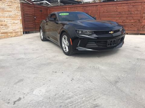 2017 Chevrolet Camaro for sale at Speedway Motors TX in Fort Worth TX