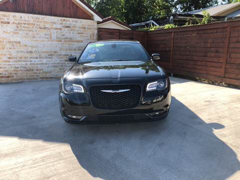 2017 Chrysler 300 for sale at Speedway Motors TX in Fort Worth TX