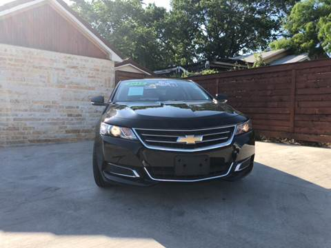 2017 Chevrolet Impala for sale at Speedway Motors TX in Fort Worth TX