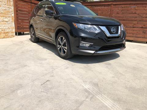 2017 Nissan Rogue for sale at Speedway Motors TX in Fort Worth TX