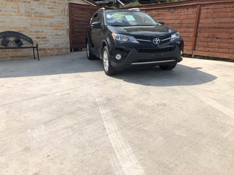 2013 Toyota RAV4 for sale at Speedway Motors TX in Fort Worth TX