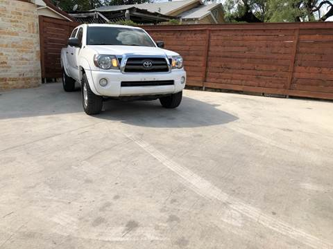 2009 Toyota Tacoma for sale at Speedway Motors TX in Fort Worth TX