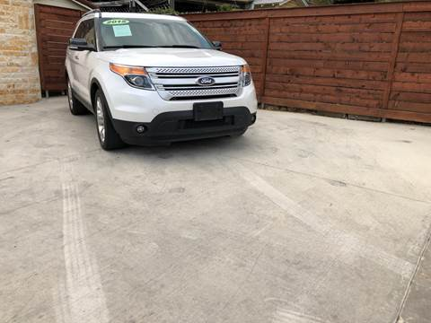 2015 Ford Explorer for sale at Speedway Motors TX in Fort Worth TX