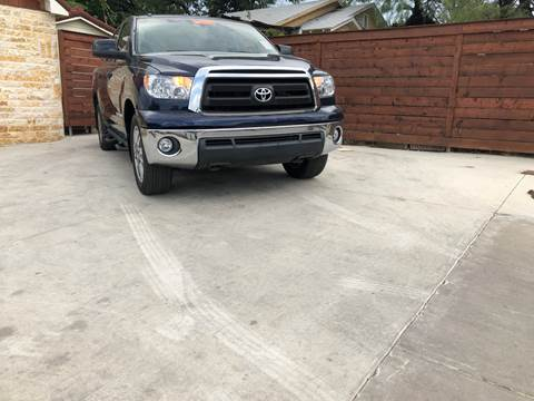 2012 Toyota Tundra for sale at Speedway Motors TX in Fort Worth TX
