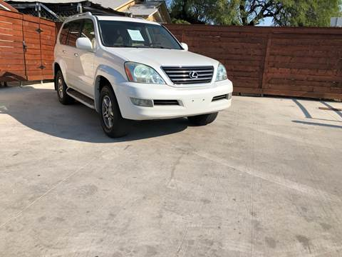 2008 Lexus GX 470 for sale at Speedway Motors TX in Fort Worth TX