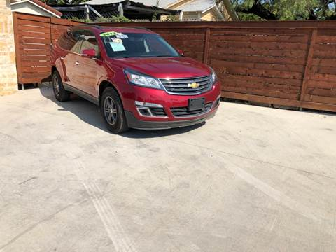2013 Chevrolet Traverse for sale at Speedway Motors TX in Fort Worth TX