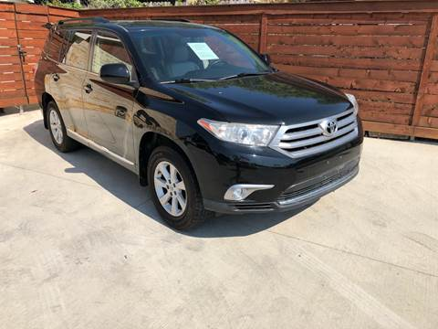 2011 Toyota Highlander for sale at Speedway Motors TX in Fort Worth TX