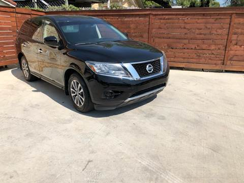 2014 Nissan Pathfinder for sale at Speedway Motors TX in Fort Worth TX