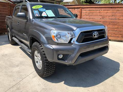 2015 Toyota Tacoma for sale at Speedway Motors TX in Fort Worth TX