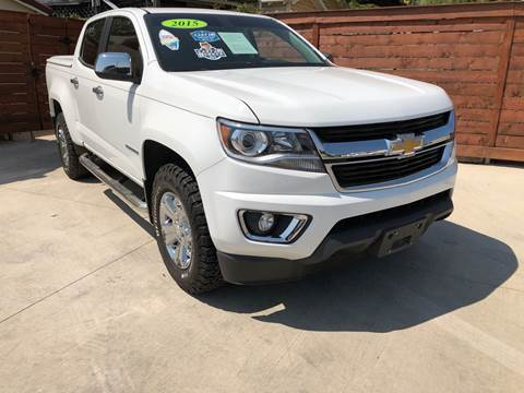 2015 Chevrolet Colorado for sale at Speedway Motors TX in Fort Worth TX