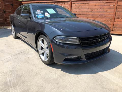 2016 Dodge Charger for sale at Speedway Motors TX in Fort Worth TX