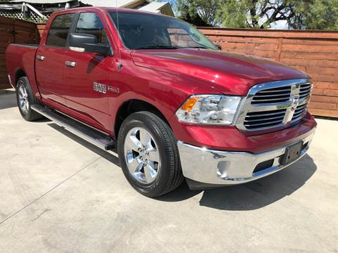 2015 RAM Ram Pickup 1500 Lone Star for sale at Speedway Motors TX in Fort Worth