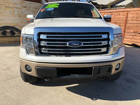 2013 Ford F-150 for sale at Speedway Motors TX in Fort Worth TX