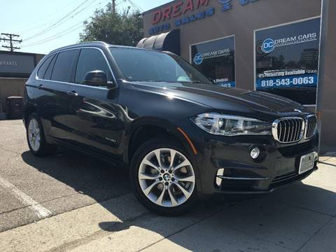 2015 BMW X5 for sale in Glendale CA