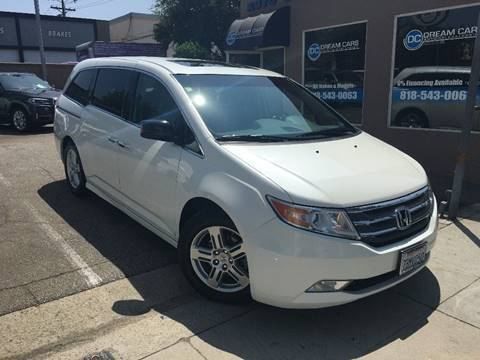 2012 Honda Odyssey for sale in Glendale CA