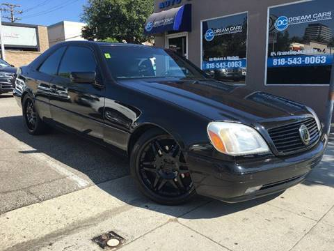 1999 Mercedes-Benz CL-Class for sale in Glendale CA