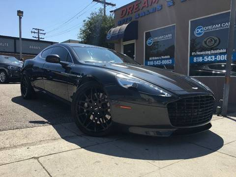 2014 Aston Martin Rapide S for sale in Glendale CA