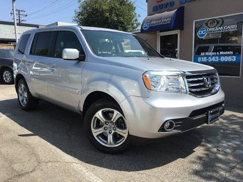 2014 Honda Pilot for sale in Glendale, CA