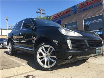 2010 Porsche Cayenne for sale in Glendale CA