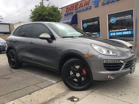 2012 Porsche Cayenne for sale in Glendale CA