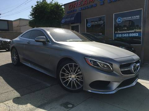 2015 Mercedes-Benz S-Class for sale in Glendale, CA