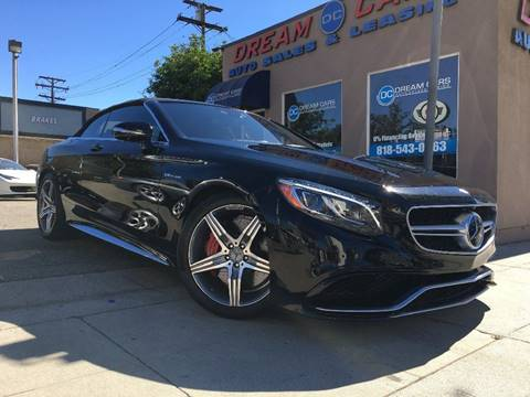 2017 Mercedes-Benz S-Class for sale in Glendale CA