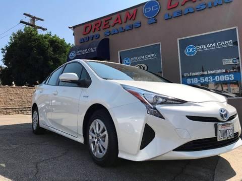 2016 Toyota Prius for sale in Glendale, CA