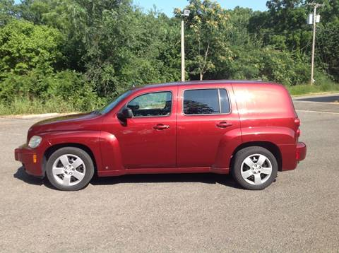 2009 Chevrolet HHR for sale at GIB'S AUTO SALES in Tahlequah OK