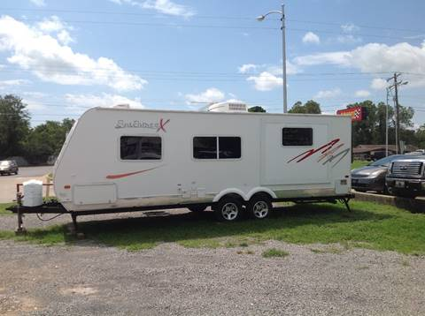 2007 FunFinder X Shadow Cruiser for sale at GIB'S AUTO SALES in Tahlequah OK