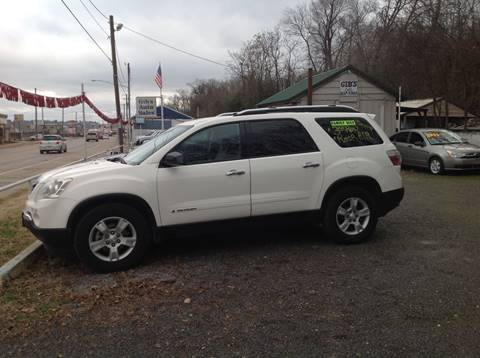 2007 GMC Acadia for sale in Tahlequah, OK