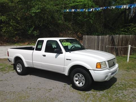 2003 Ford Ranger for sale at GIB'S AUTO SALES in Tahlequah OK