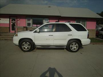2004 Acura MDX for sale in Fremont, NE