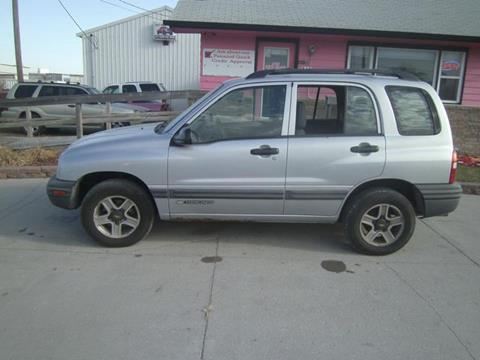 2002 chevrolet tracker for sale in fremont ne