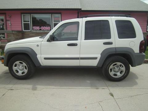 2006 Jeep Liberty for sale in Fremont, NE