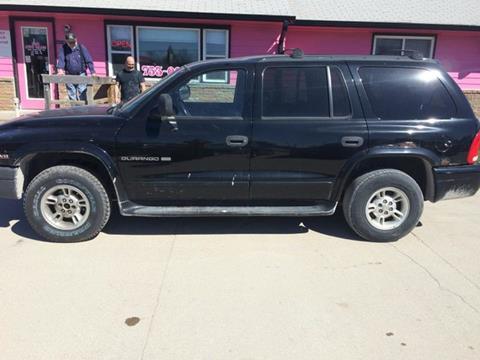 2000 Dodge Durango for sale in Fremont, NE