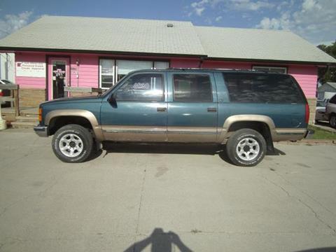 1995 GMC Suburban for sale in Fremont, NE