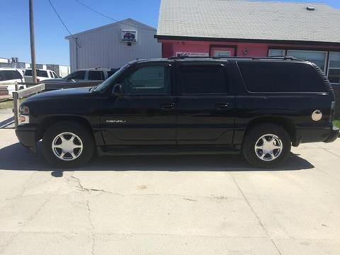 2002 GMC Yukon XL for sale in Fremont, NE