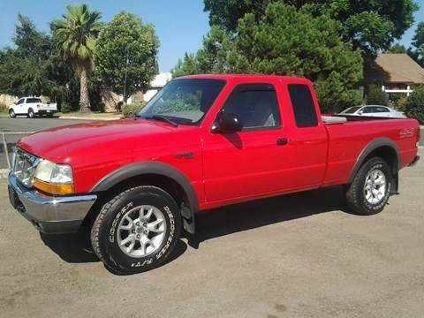 2000 Ford Ranger for sale at S & S Auto Sales in La  Habra CA