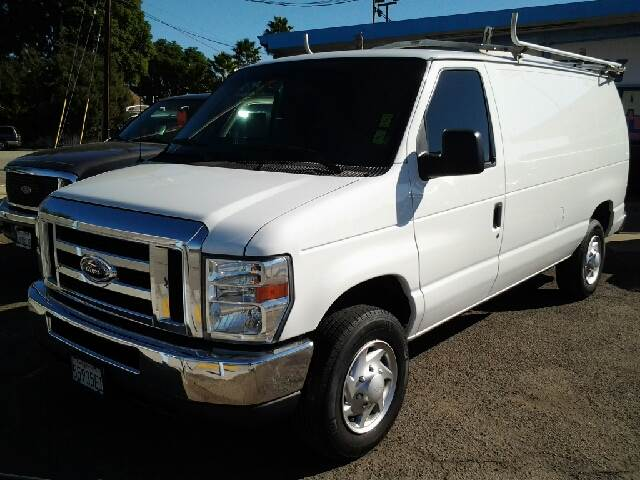 2012 Ford E-Series Cargo for sale at S & S Auto Sales in La  Habra CA