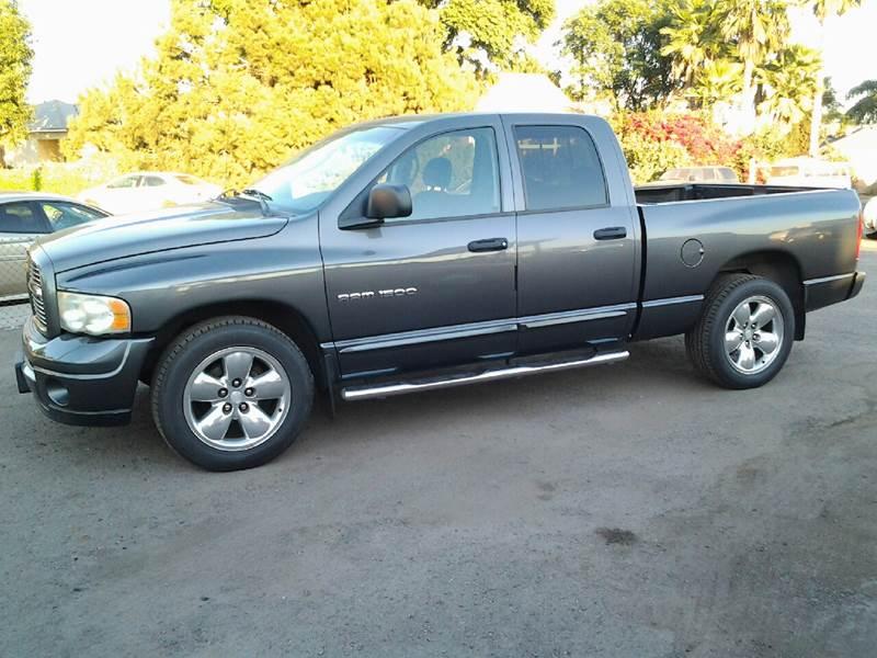 2004 Dodge Ram Pickup 1500 for sale at S & S Auto Sales in La  Habra CA